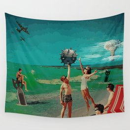 Summer is Magic Wall Tapestry
