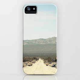Mohave Roads iPhone Case