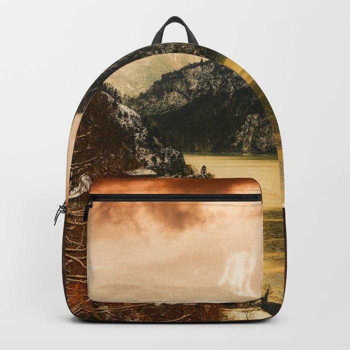 Austrian Wanderlust Backpack