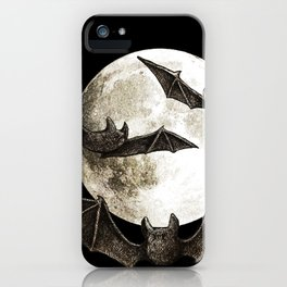 Creatures Of The Night iPhone Case