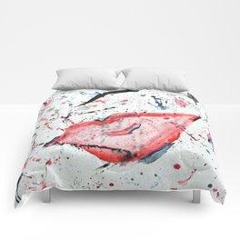 """""""Splatter"""" Comforters"""