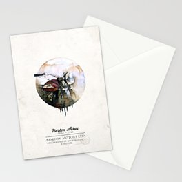 Norton Atlas Stationery Cards