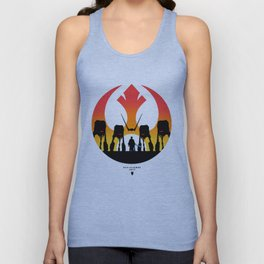 Best Scene Ever! Unisex Tank Top