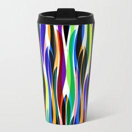 Colorful seaweed Travel Mug