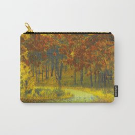 Autumn IV Carry-All Pouch
