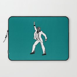 Saturday Night Cyberman Laptop Sleeve