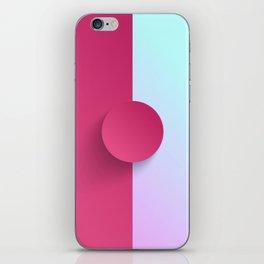 Dribble-Bribble iPhone Skin