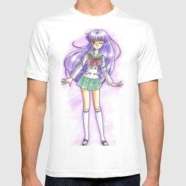 Rei Hino Schoolgirl T-shirt