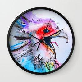Chicken Face Wall Clock