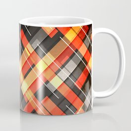 Weave Pattern Coffee Mug