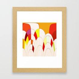 save again Framed Art Print