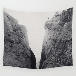 Canyon Wall Tapestry