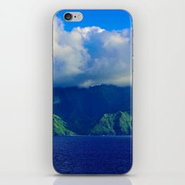 Mysterious Land iPhone Skin