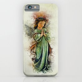 An Angels Love iPhone Case