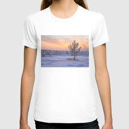 Frosty Evening T-shirt
