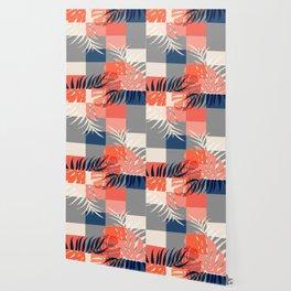 Tropical Puzzle #society6 #decor #buyart Wallpaper