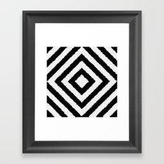 Q-efect Framed Art Print