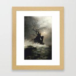 Sirenum Scopuli Framed Art Print