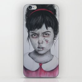 Princess Issues iPhone Skin