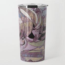 The Beach Alcove Travel Mug
