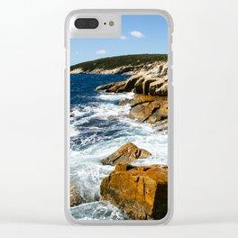 Cheynes Beach Coast, Western Australia Clear iPhone Case