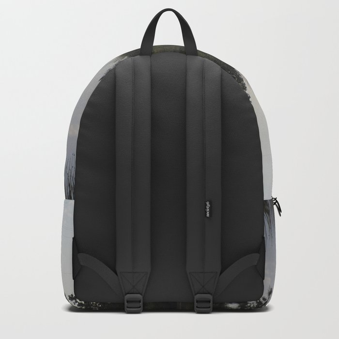 Why We Stop Backpack
