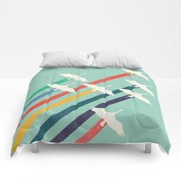The Cranes Comforters