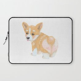 Welsh Corgi puppy Laptop Sleeve
