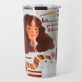 Hermione Travel Mug