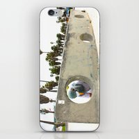 pigeon iPhone & iPod Skins featuring Pigeon by Aimless