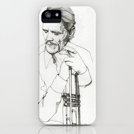 Chet iPhone Case