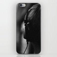 Headphones iPhone & iPod Skin