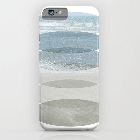 Beach Fragments iPhone & iPod Case