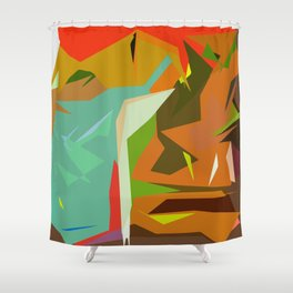 Lucid Dream Shower Curtain