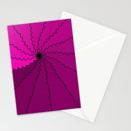 All of the Purple Stationery Cards
