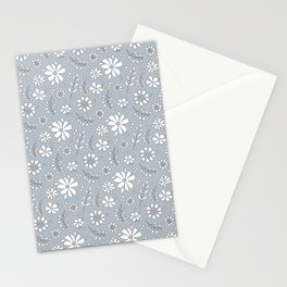 Gray Day Stationery Cards
