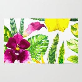 Lovly Flowers Rug