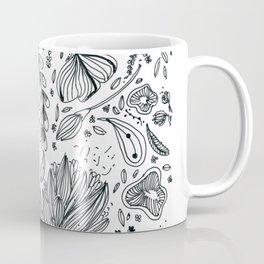 Flowering II Coffee Mug