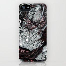 Forbidden Fruit iPhone Case