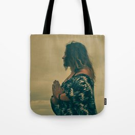 At The Summit Tote Bag