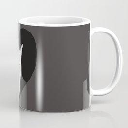 Metal Girl Coffee Mug