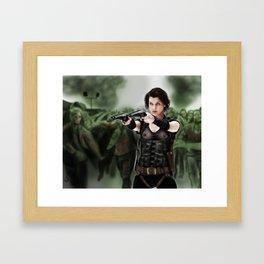 Milla Framed Art Print