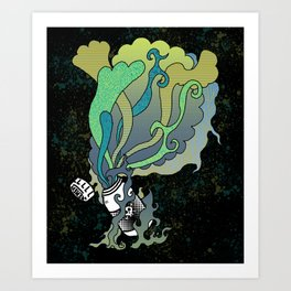 Remedy Art Print