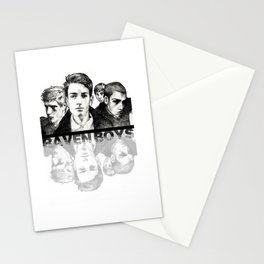 The Raven Boys Stationery Cards