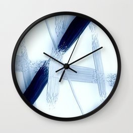 Paint N.2 Wall Clock