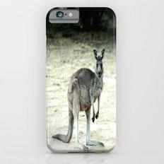 Big Grey Slim Case iPhone 6s