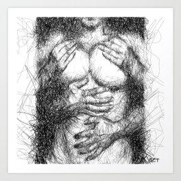 osseXione Art Print