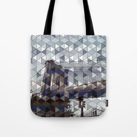 bridge of dreams Tote Bag