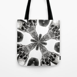 Divide and Conquer Tote Bag