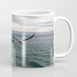 Coastal Albatross Coffee Mug